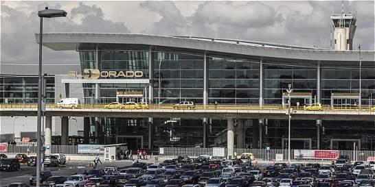 Se reactiva operación en el Aeropuerto El  Dorado