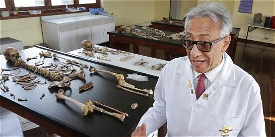 La filigrana para identificar a víctimas del asesino de los Cerros