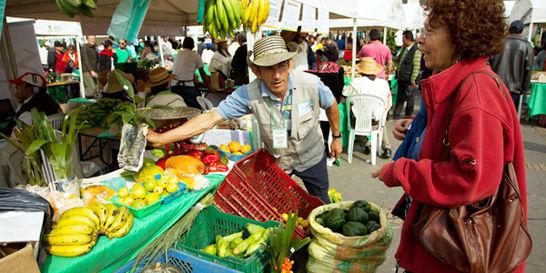 Futuro de los mercados campesinos en Bogotá está en vilo