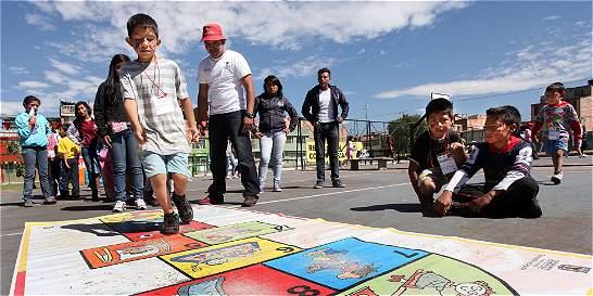 Distrito invertirá 3 billones de pesos para la infancia de Bogotá