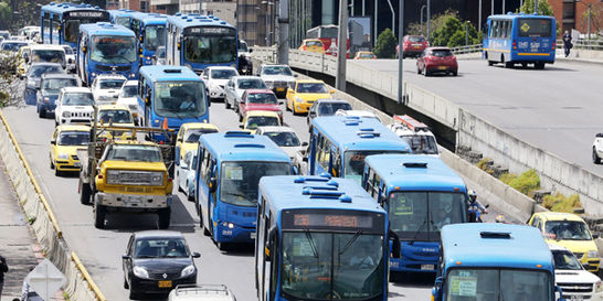 Sistema integrado de transporte perdió $ 2.000 millones diarios