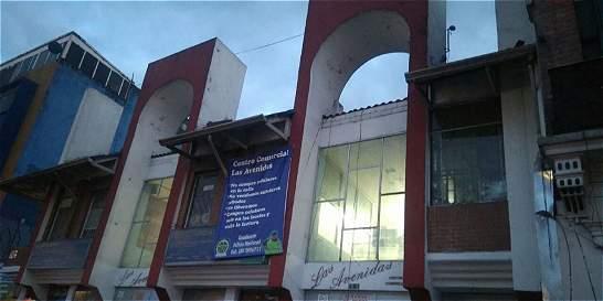 Extinción de dominio a edificio de venta de celulares robados