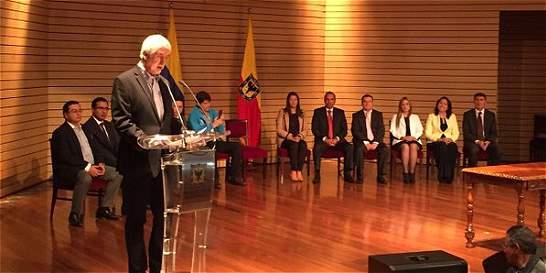 Estos son los nuevos alcaldes locales de Bogotá