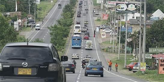 Abren licitación para ampliación de la vía Bogotá-Girardot
