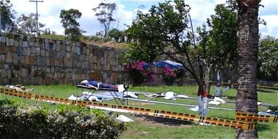 Cinco muertos deja una descarga eléctrica en Chinauta