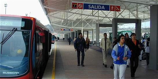 Ministerio del Trabajo multa a TransMilenio por falta de baños