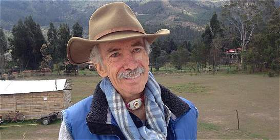 Falleció el capitán Camilo Arjona, creador de Alas para la gente