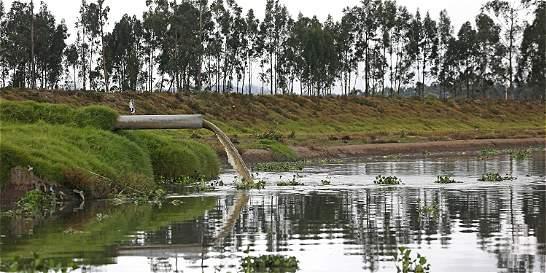Seleccionado el consorcio que ayudará a limpiar el río Bogotá