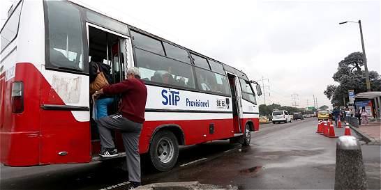 Medida contra operadores, primer paso para superar crisis del SITP