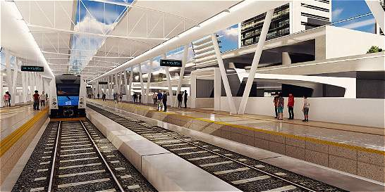 'Con la Empresa Metro se llevará renovación urbana por donde transite'