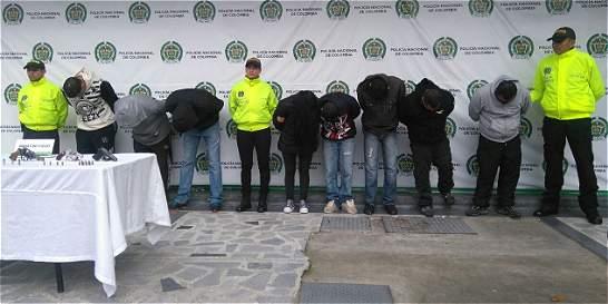Capturan a integrantes de tres bandas de fleteros y atracadores