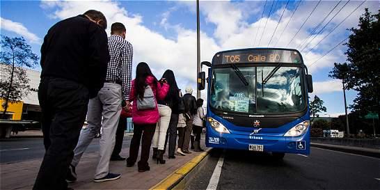 ¿Su bus del SITP se demora mucho en llegar?
