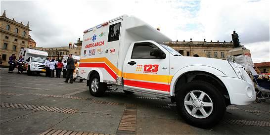 Distrito dejará de contratar ambulancias de privados