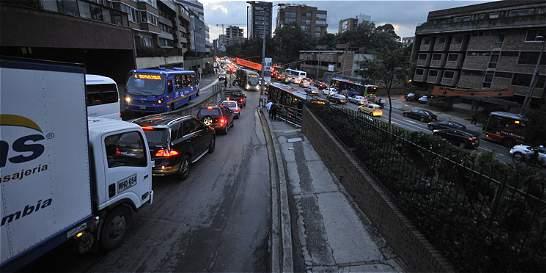 Estudian vías alternas para mejorar la movilidad de Bogotá y La Calera
