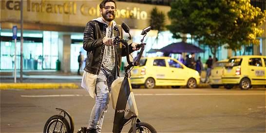 La patineta que quiere revolucionar la movilidad ciudadana en Bogotá
