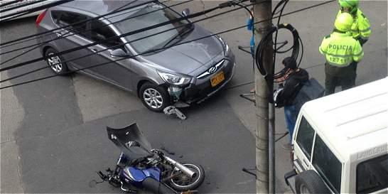 De enero a marzo han fallecido 38 motociclistas