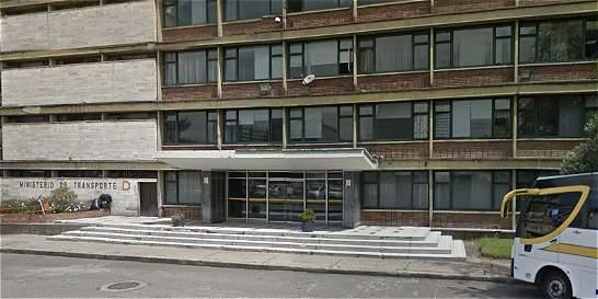 Desde este miércoles evacuarán el edificio del Mintransporte en Bogotá
