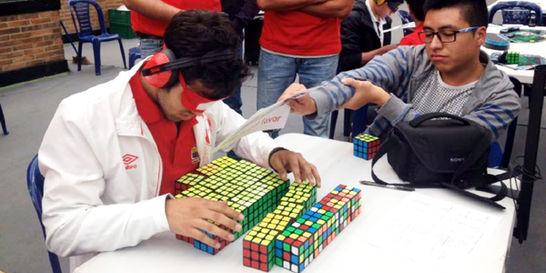Torneo de cubo de Rubik llevará 19 jóvenes a Japón