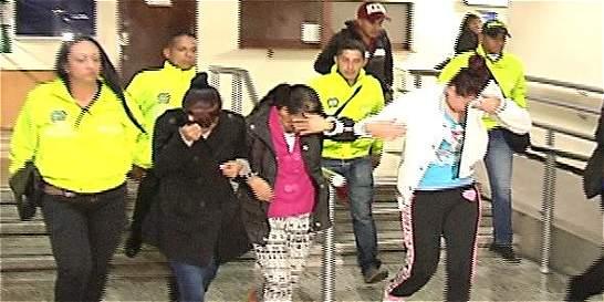 Desarticulan banda que amedrentaba el centro de Bogotá
