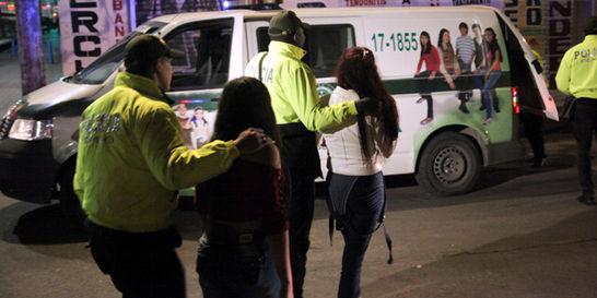 Encuentran a 85 menores de edad en los bares del 'Bronx'