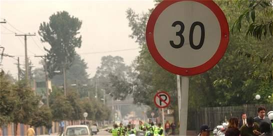 ¿Por qué tener un límite de velocidad de 30 kilómetros por hora?