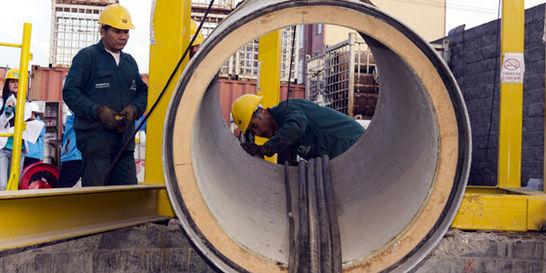 Obras inconclusas tienen sedientos a los cundinamarqueses