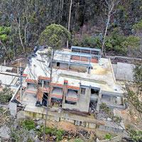 En video: estas son las mansiones selladas en los cerros de Bogotá