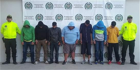 Cae banda implicada en asesinato de auxiliar de la Policía en Soacha