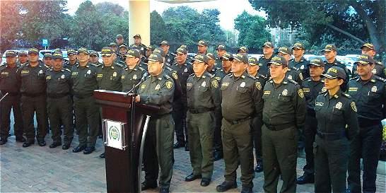 Policía de Chía, Soacha y Bogotá sería una sola