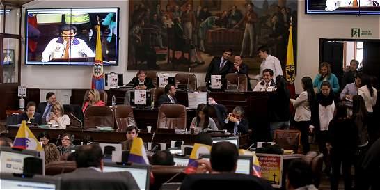 El Plan de Desarrollo de Enrique Peñalosa pasó a plenaria del Concejo