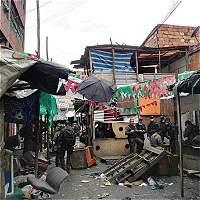 Desmanteladas tres bandas en la calle de Bronx