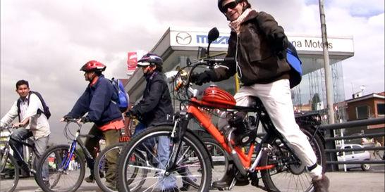 Bicicletas motorizadas, polémica sin regulación