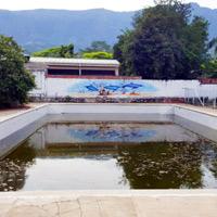 Piscina pública de Apulo se encuentra en completo abandono