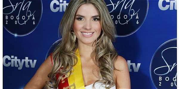 Nueva Señorita Bogotá, Vanessa Domínguez Archivo Digital