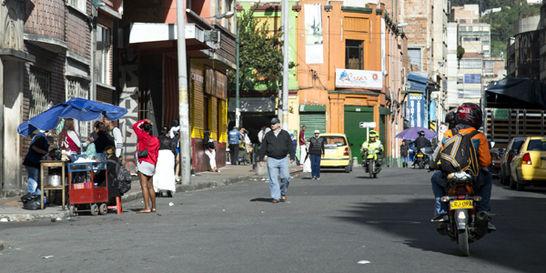 Tres localidades de Bogotá son las más afectadas por la pobreza