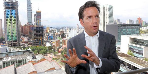 Entrevista a Daniel Mejía, secretario de Seguridad de Bogotá ...