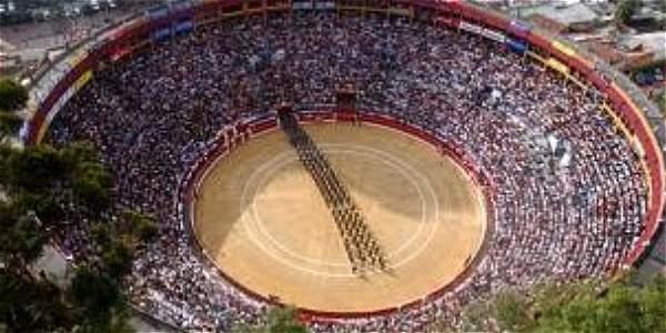 Plaza Santamaría volvería a ser escenario de las corridas de toros.