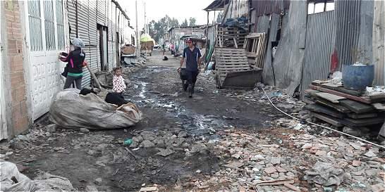 Los barrios de Bogotá que las alcaldías olvidaron