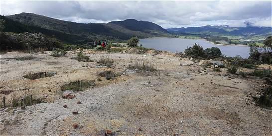 CAR alertó sobre zona de reserva en La Calera que se llenaría de casas
