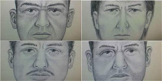 Estos serían los autores del robo en el apartamento del fiscal Perdomo