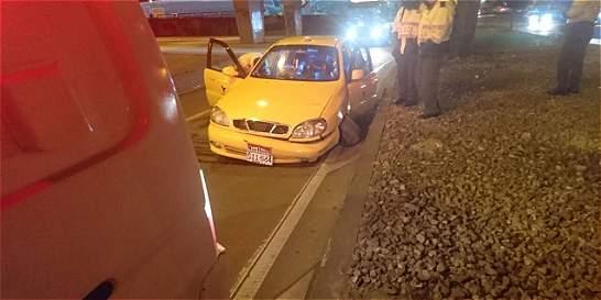 Taxista que conducía ebrio recibirá multa de hasta 8 millones de pesos