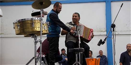 Casi 30 músicos de la cárcel participaron en la creación de un disco