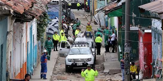 '¡Que siga la Policía en el barrio San Bernardo o resurgen las ollas!'