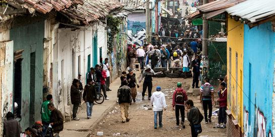 A bala, mafias del 'Bronx' se iban a tomar San Bernardo