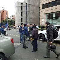 Aparente robo termina en balacera en el occidente de Bogotá