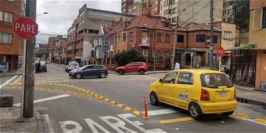 Con medidas de bajo costo salvan vidas de accidentes en Bogotá