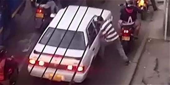 Cae banda de menores que atracaba a conductores en Rafael Uribe Uribe