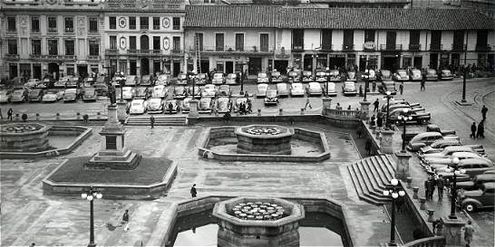 Un viaje al pasado a la ciudad que se perdió con el Bogotazo