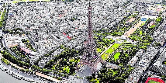 Carros anteriores a 1997 no pueden circular por París