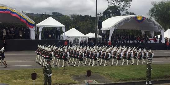 Colombia conmemora 206 años del 'Grito de Independencia'